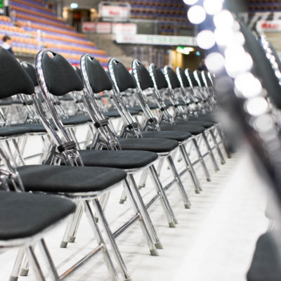 Leijon Event NKT Arena Stolar 1